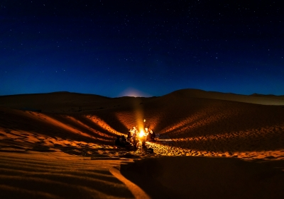 Maroc - Réveillon au Maroc