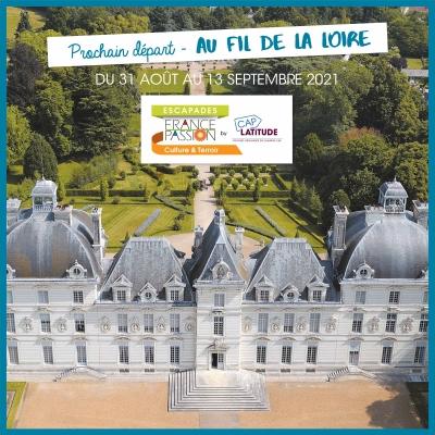 Au fil de la Loire - Du 31 août au 13 septembre 2021
