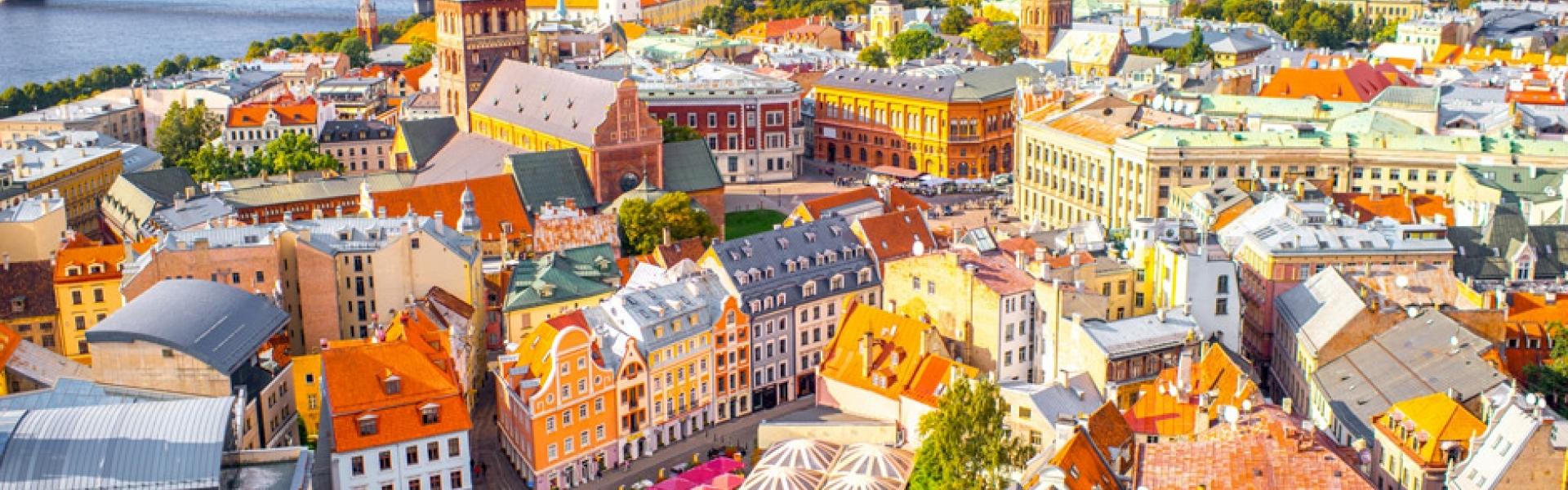 Baltique, Riga