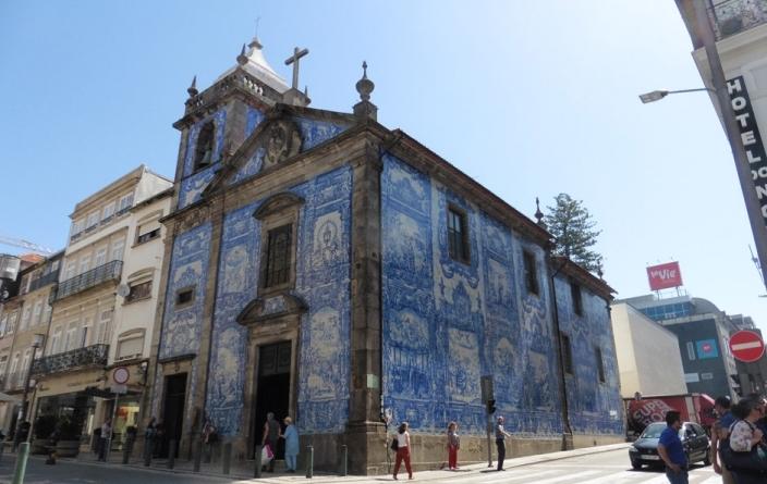 Portugal Porto Capela das Almas