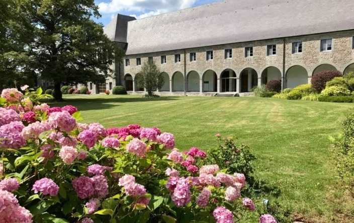 Belgique, Abbaye de Chimay