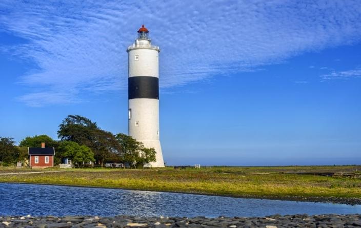 Baltique, Ile d'Oland
