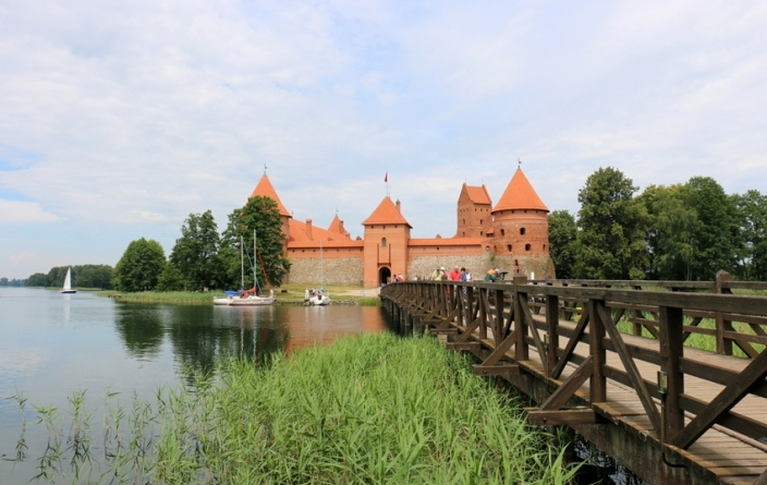 Baltique, Trakai