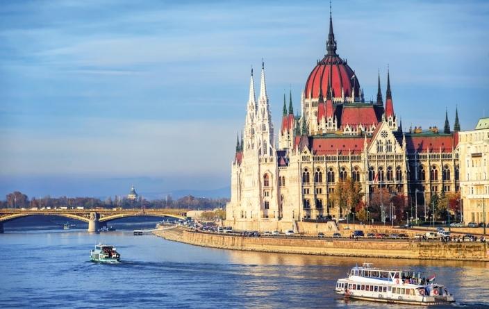 Bohème, Parlement - Budapest
