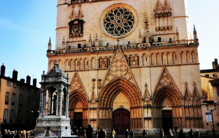Cathédrale St Jean - Lyon