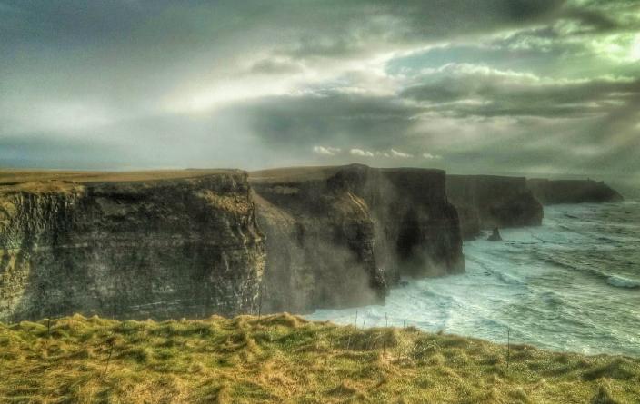 Cliffs Moher