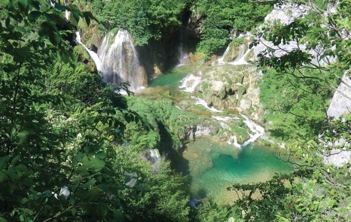 Croatie Plivitce Jezera