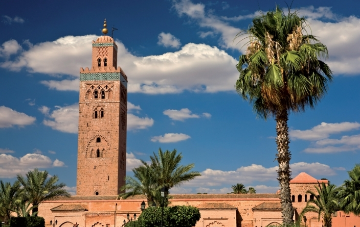 Maroc Automne