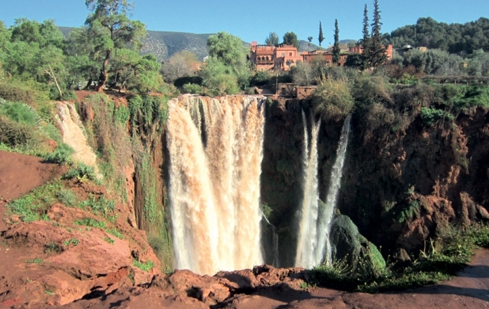 Maroc 12 jrs Cascades d'Ouzoud
