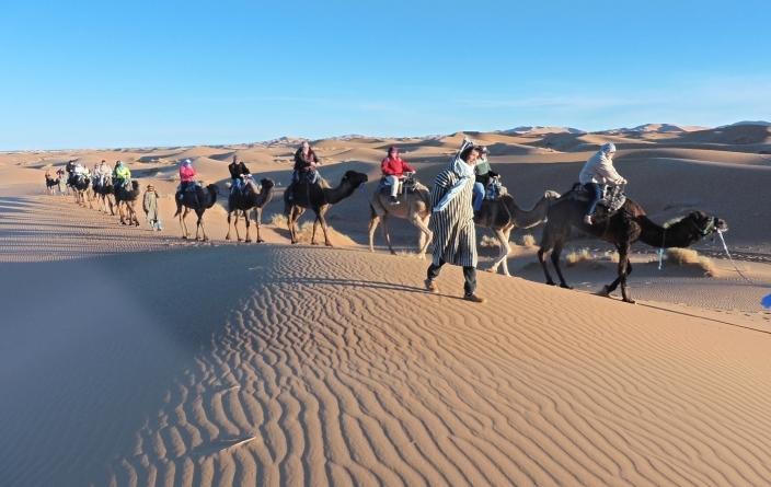 Maroc, Merzouga