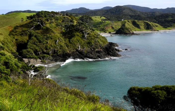 NZ, baie de Doubtless