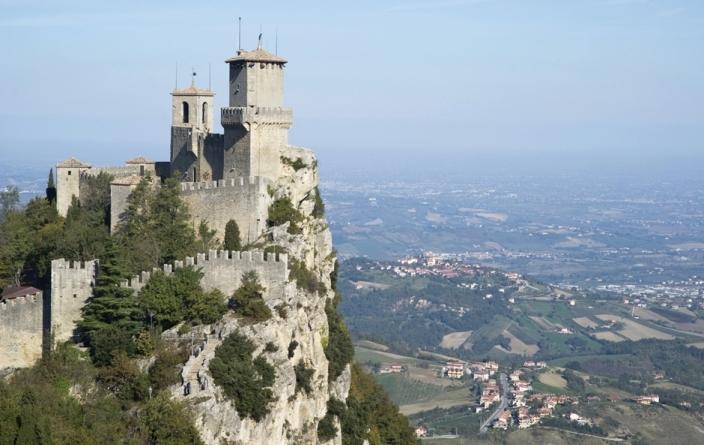 Italie, San Marino