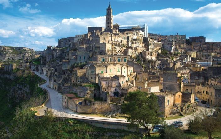 Italie, Matera