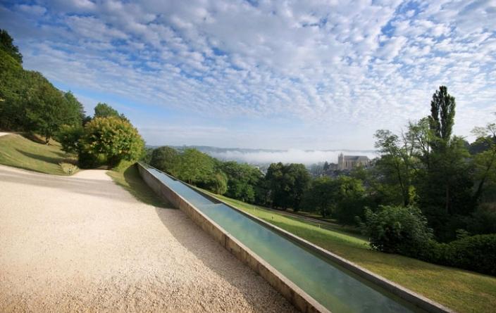 Les jardins imaginaires de Terrasson-Lavilledieu