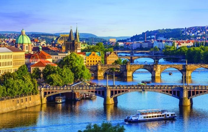 Prague, Republique Tchèque