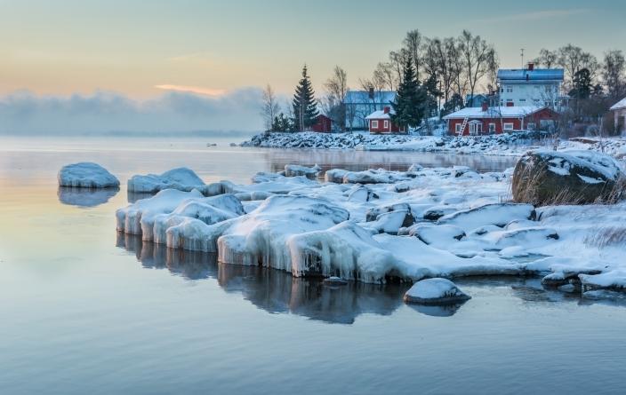 Voyage En Finlande En Camping Car