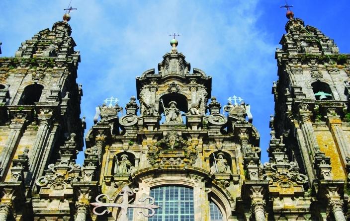 Espagne, Saint Jacques de Compostelle
