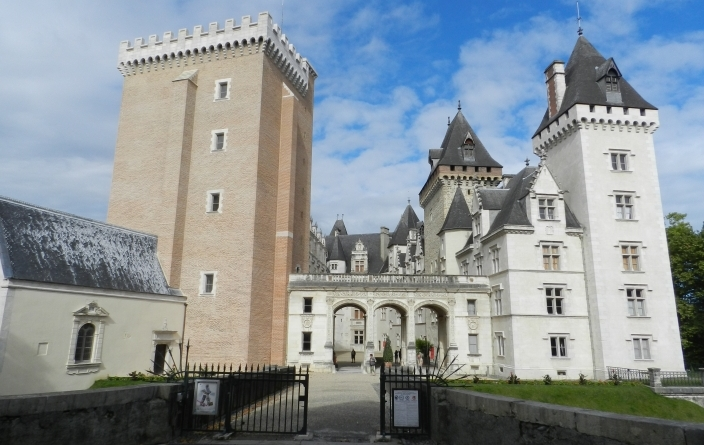 France Passion - Le Château de Pau