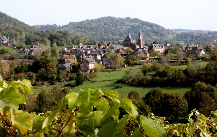 France Passion - Quercy - Collonges-la-rouge