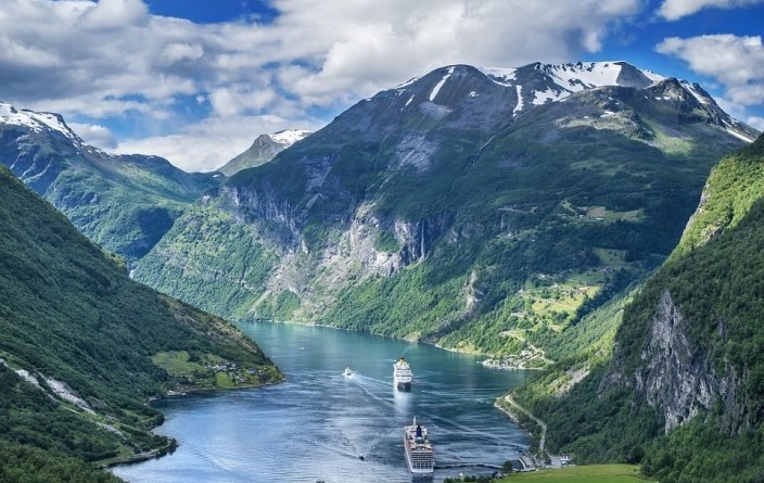 norvege nature