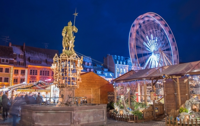 FP Alsace - Marché de Noël