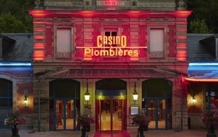 FP Alsace - Marchés de Noel - Casino de Plombieres