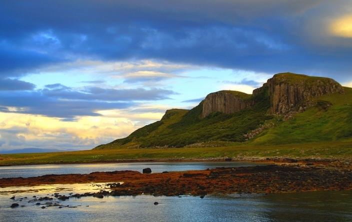 Ecosse isle of Skye