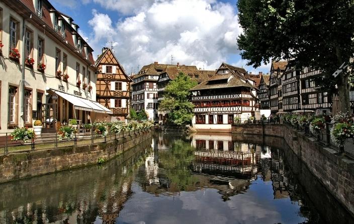 Strasbourg - la maison des Tanneurs