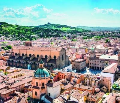 Italie, Bologne