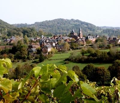 France Passion - Quercy - Collonges-la-rouge
