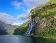 Cap Nord, fjord de Geiranger