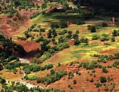 Maroc Automne, Atlas