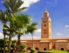 Maroc 40Jrs, Mosquée de Koutoubia
