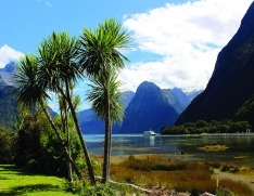 NZ, Milford Sound