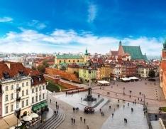 Pologne, Varsovie