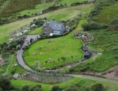Village d'Irlande