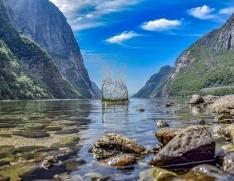 Fjord, Norvège