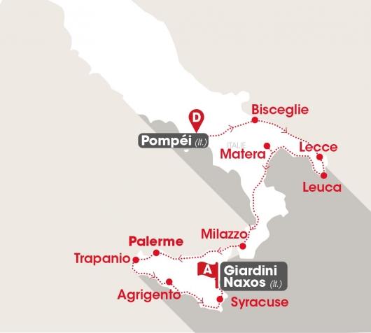 Italie Sud Sicile